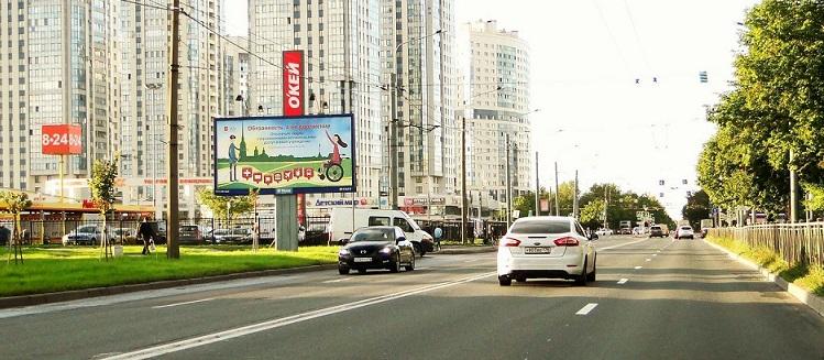 билборд на Типанова