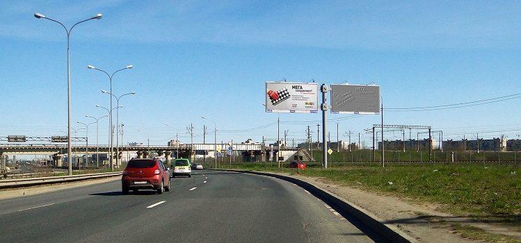 билборд на витебском