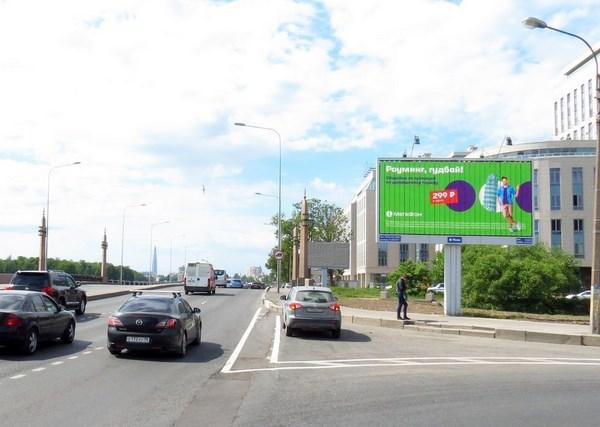 призма на ушаковской набережной