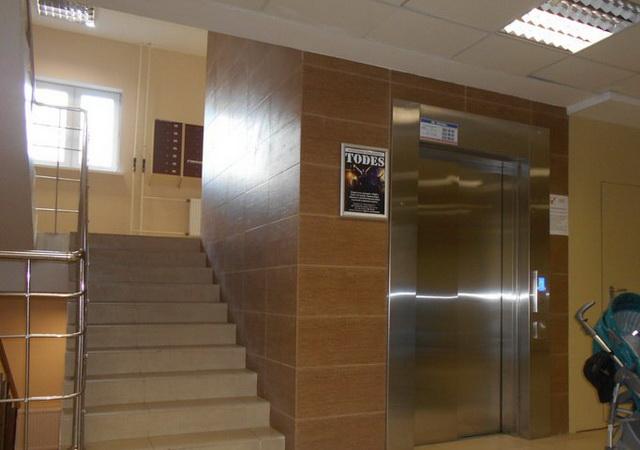 реклама в кудрово в лифтах
